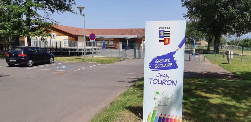 L'école Jean Touron fermée vendredi à cause de la canicule