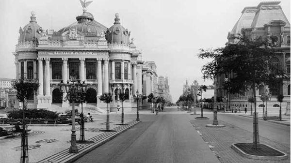 Le Brésil, la Musique et le Monde : #17  Le retour de Louis Jouvet et d'Aaron Copland dans le Brésil en guerre