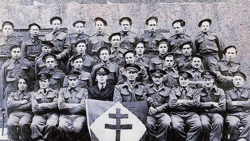 Les 177 visages du Commando Kieffer, ces héros français qui ont débarqué le 6 juin 1944. (1/2) : Une légende au pied d'argile.