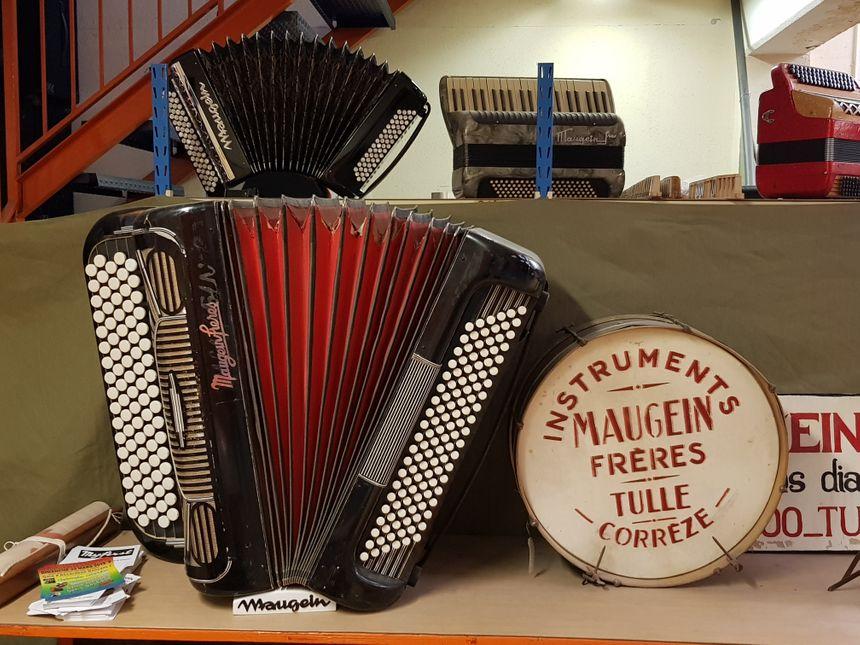 Maugein est installé à Tulle depuis 100 ans.