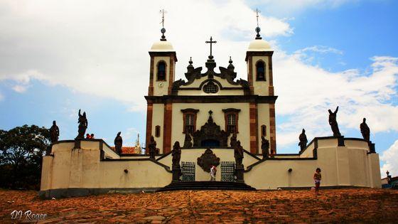 Basilica de Bom Jesus (Congonhas)