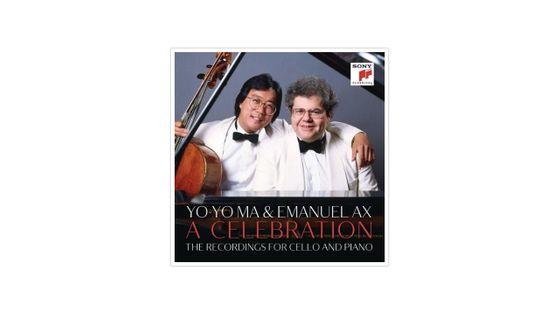 Emanuel Ax & Yo-Yo Ma - a Celebration Sony SONY