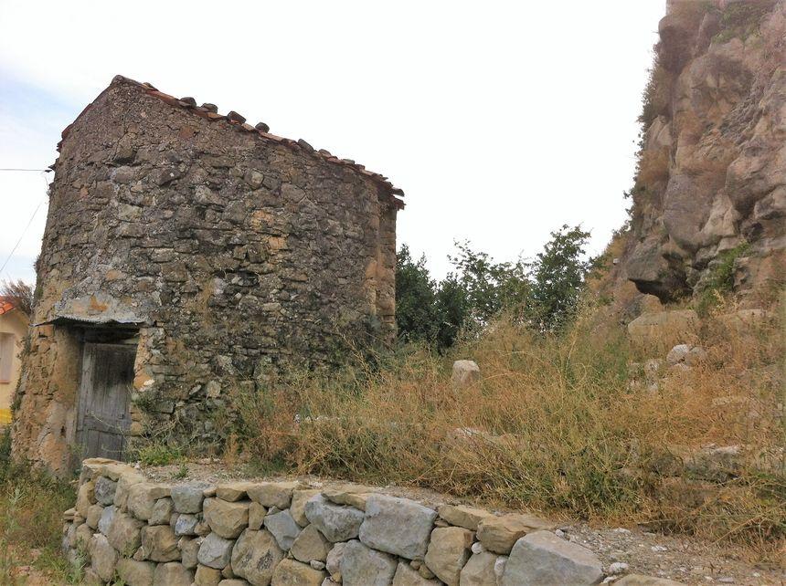 Le moulin de Berre-les-Alpes