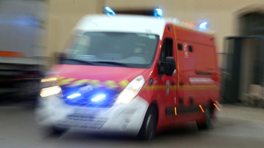 Les sapeurs-pompiers de la Somme sont intervenus pour porter secours aux quatre blessés.