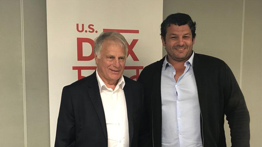 L'ancien joueur dacquois, Benoît August devient le nouveau président du club de l'US Dax