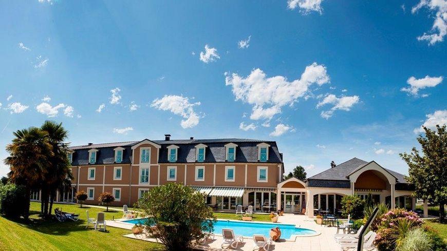 L'hôtel 4 étoiles Alysson restaurant le Pastoral à Oloron Sainte Marie
