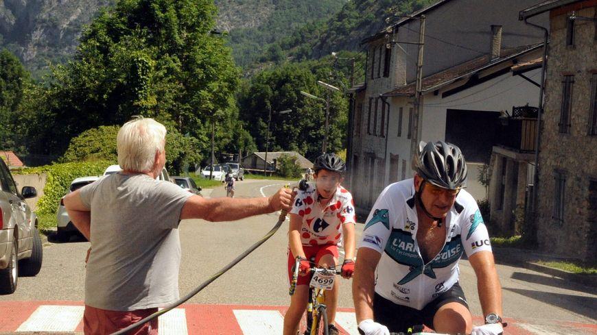 L'Ariège était en vigilance orange canicule lors de la compétition