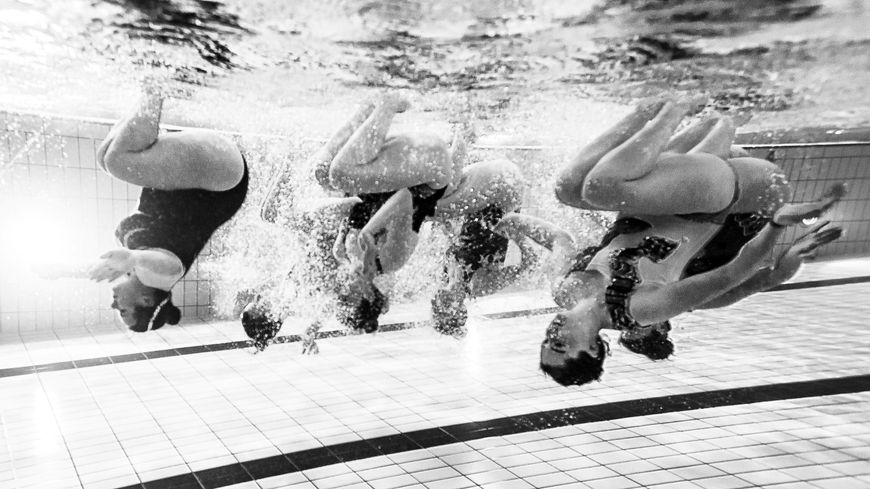 JS Coulaines, natation synchronisée