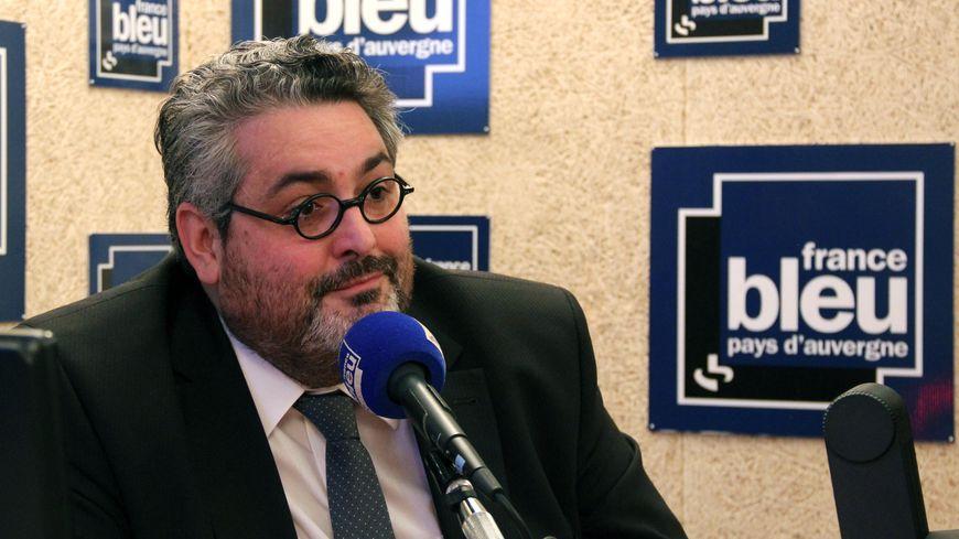 Olivier Bianchi réclame un plan Marshall pour la ligne Clermont-Paris