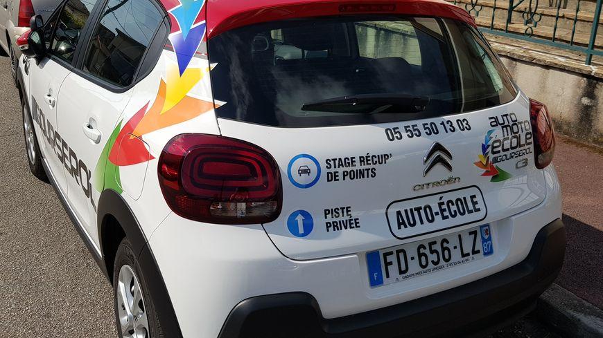 L'' auto-école Gourserol de Limoges