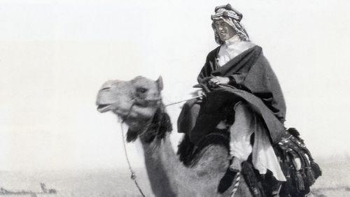 Épisode 3 : Un homme du désert