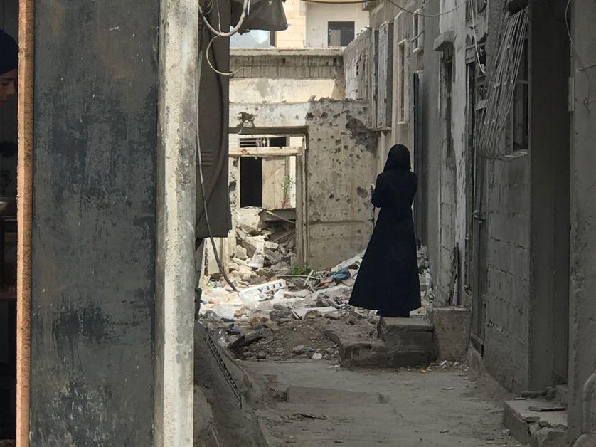 Raqqa, mai 2019