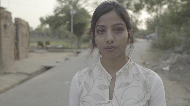 Diksha Singh, fille du journaliste Jagendra Singh - avril 2019