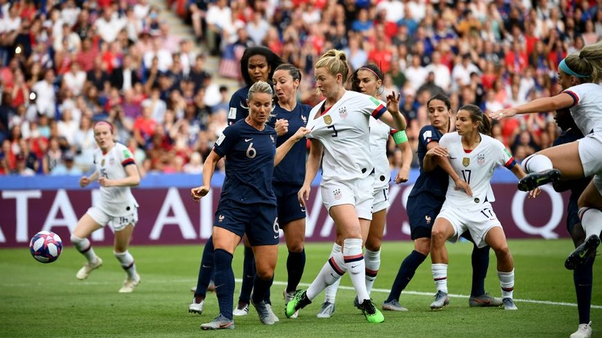 Les Bleues affrontent les Américaines dans le quart de finale de la Coupe du monde.
