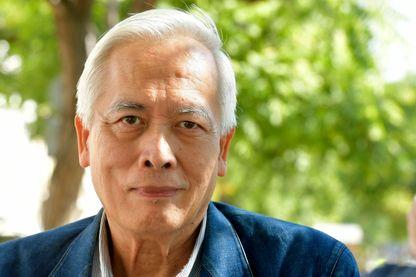 Portrait de l'astrophysicien et écrivain, Trinh Xuan Thuan le 14 septembre 2016.