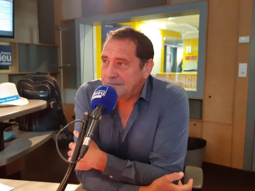 Didier Nouraud, président de l'OLB