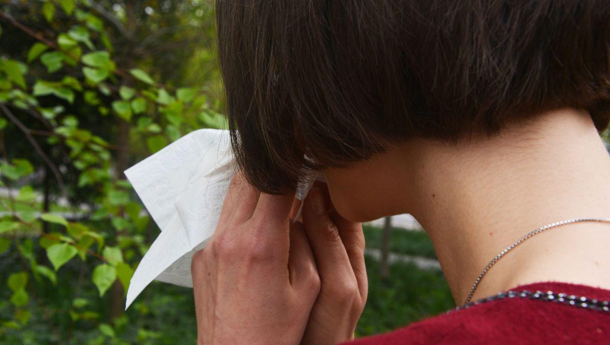Les allergies peuvent conduire chez l'ostéo