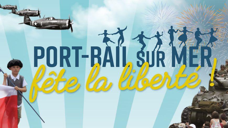 75ème anniversaire du D-Day en Normandie : Port-Bail sur Mer fête la liberté