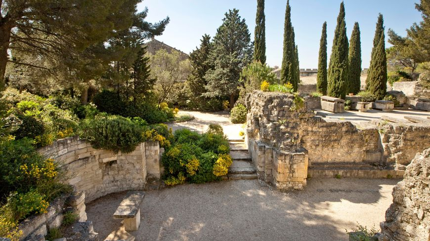 Au jardin remarquable de l'abbaye