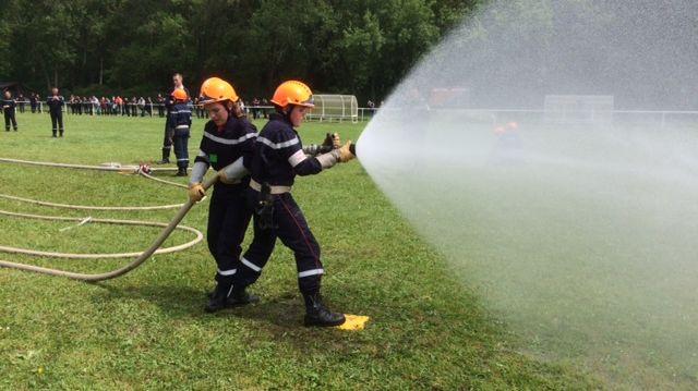 700 Jeunes Sapeurs Pompiers En Touraine Le Premier Vivier