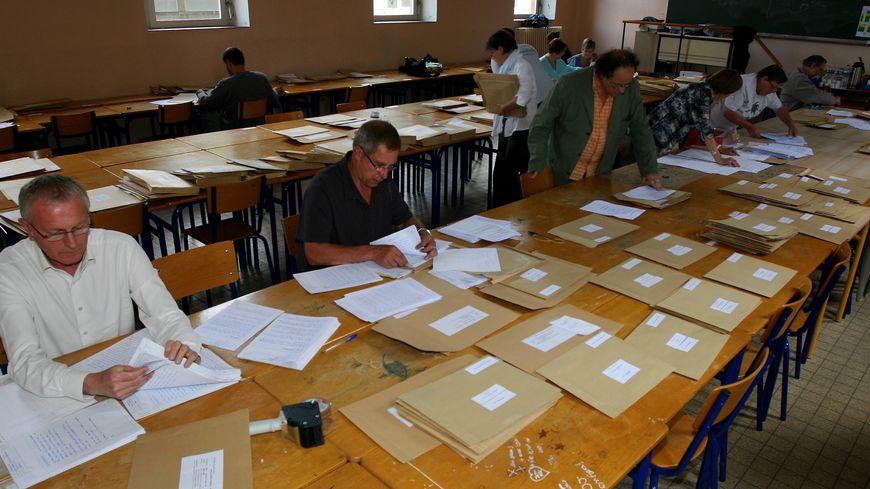 2500 personnels enseignants de collèges et de lycées sont mobilisées cette année dans l'académie de Dijon. Photo d'illustration