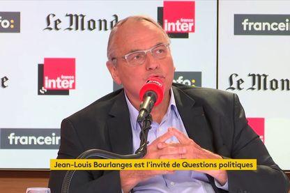 Jean-Louis Bourlanges, invité de Questions politiques le 23 juin 2019.