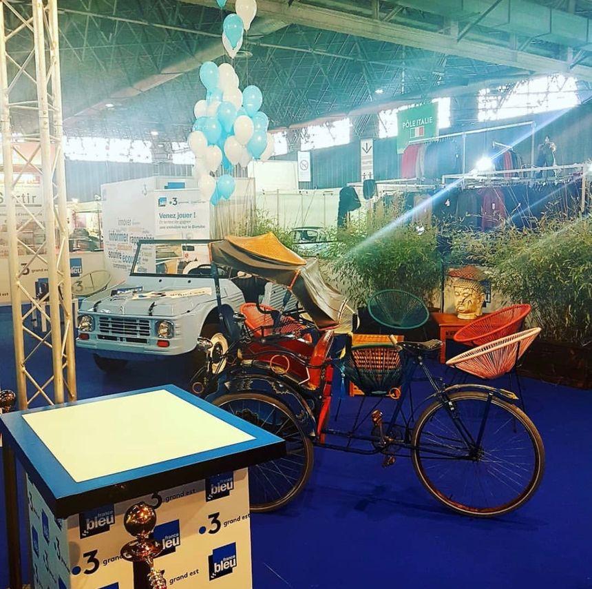 France Bleu  à la Foire Expo