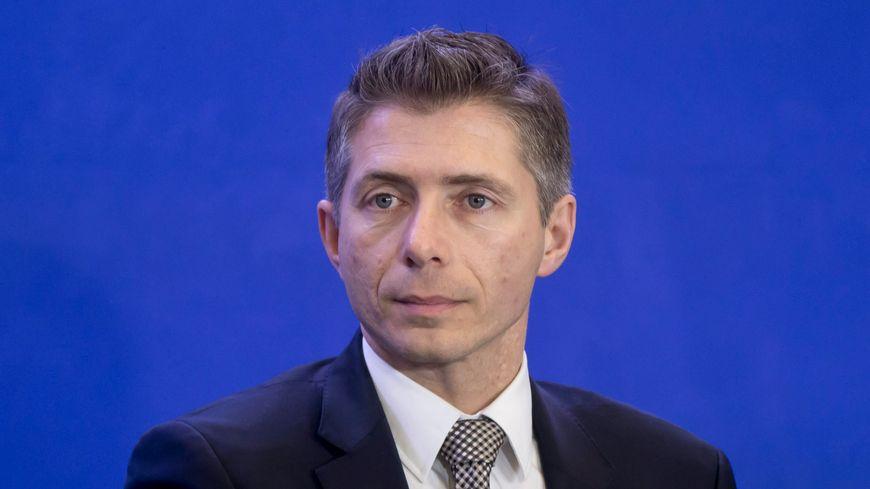 Gil Avérous, maire de Châtauroux