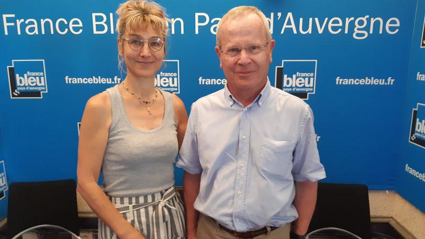M.Baganas et Emmanuel PENICAUD