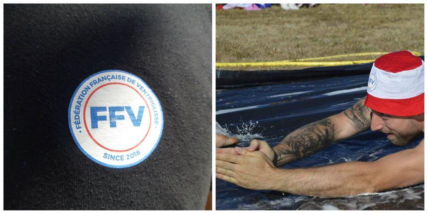 Bob et tee-shirt : la fédération de ventrigliss fait les choses bien.