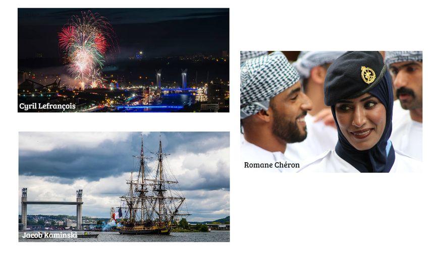 Photos de l'Armada des auditeurs de France Bleu (suite 2)