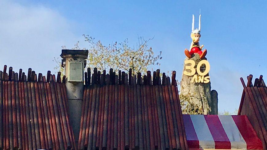 Les 30 ans du Parc Astérix