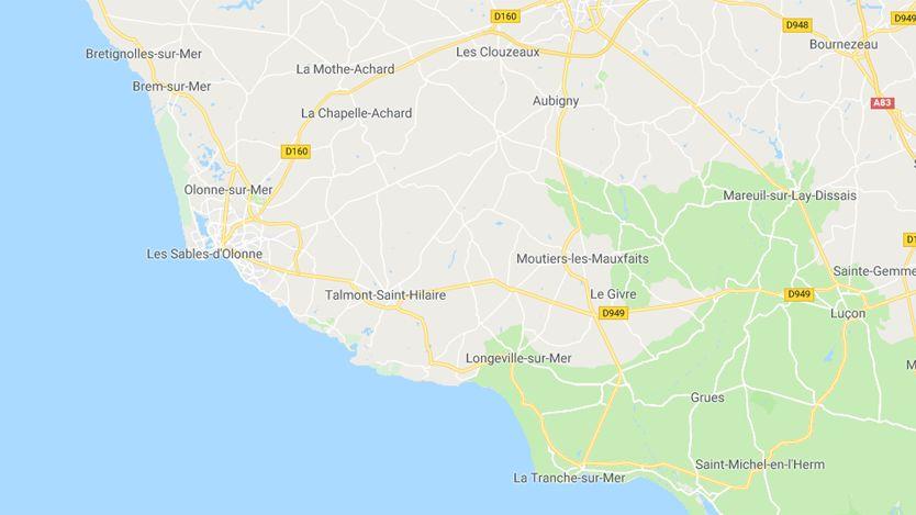 Un jour, une plage... en Sud Vendée
