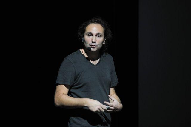 Le cosmologiste français Jean-Philippe Uzan