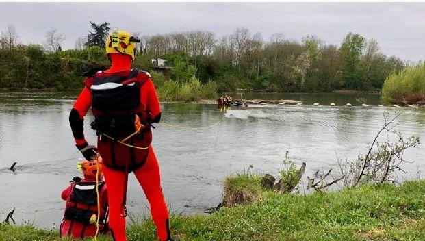 Dans le Lot, un canoë se retourne dans la Dordogne : deux personnes dans un état d'urgence absolue
