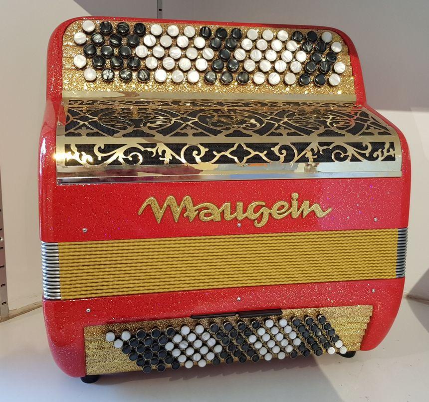 L' accordéon Maugein : une valeur sûre. - Radio France