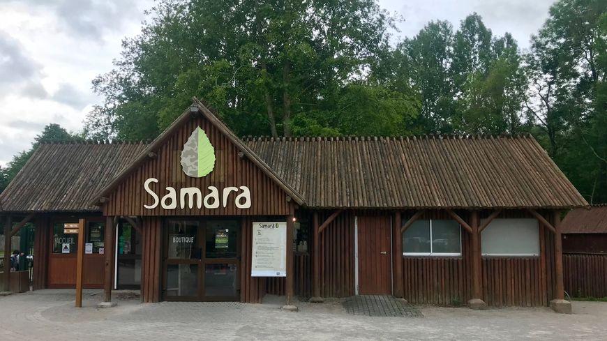 Le parc Samara