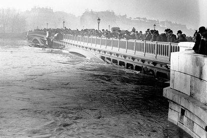 Grande crue de la Seine, Paris, 1910