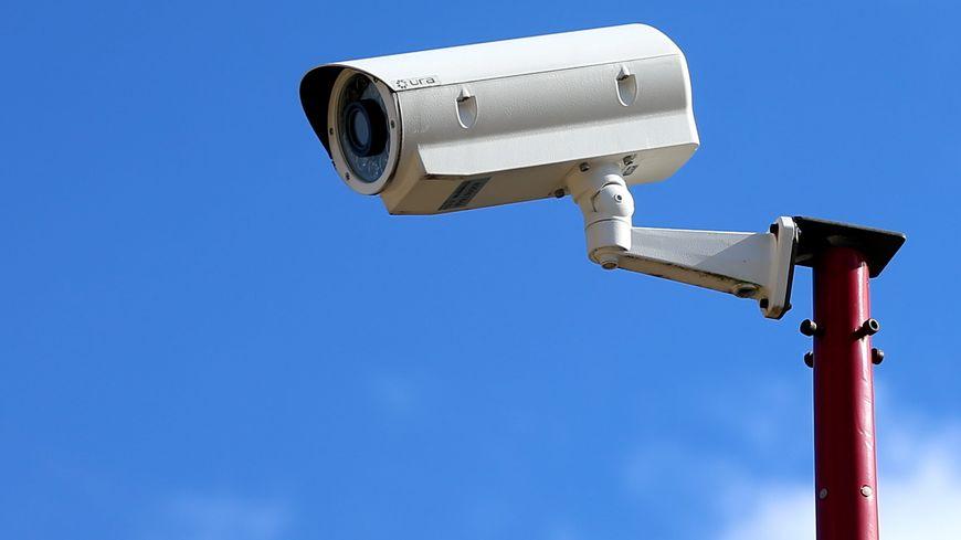 Un nouveau système de vidéoprotection à Quimper. (Photo d'illustration)