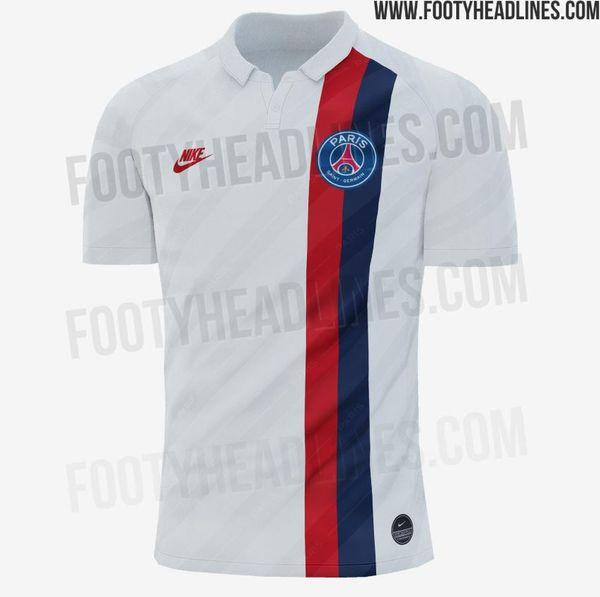PSG : le maillot