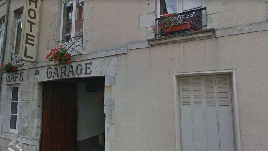 Le jeune garçon était hébergé dans un hôtel de la rue de Bourgogne à Orléans