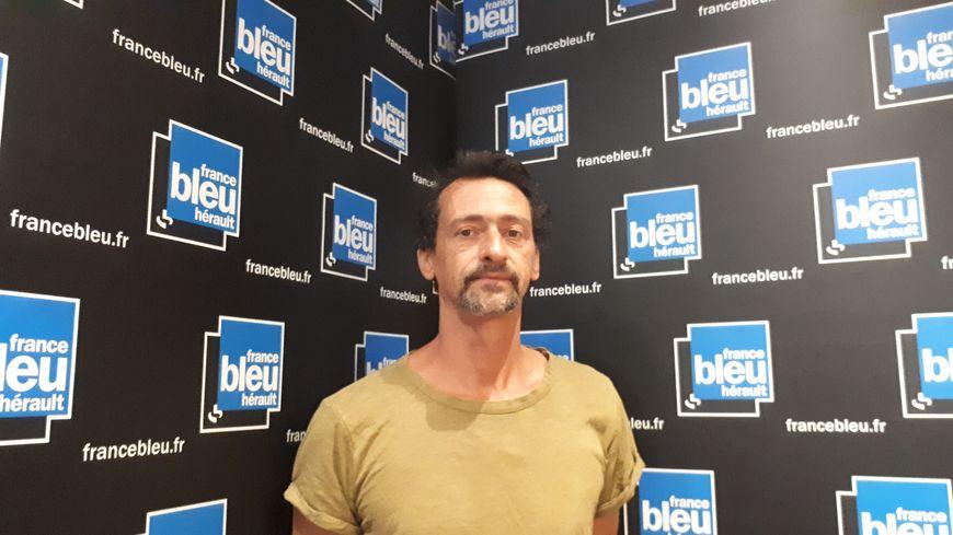 Eric Dupin, créateur de meubles à Montpellier