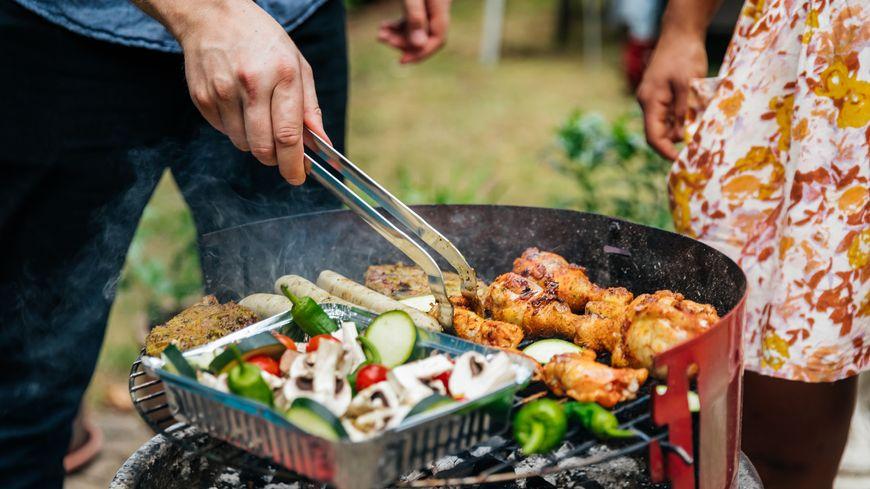 Le barbecue, dur pour la ligne !