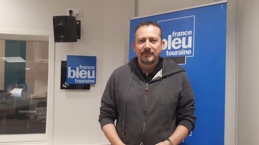 Paul Agard, secrétaire départemental du syndicat du primaire SNUIPP 37