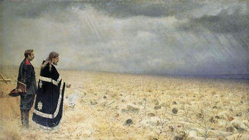 Finir en beauté (2/4) : Requiem de Guerre - Venaille
