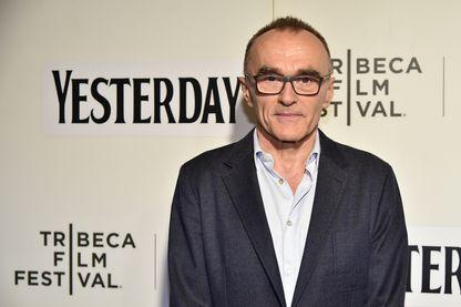"""Pendant la présentation de son film """"Yesterday"""", le réalisateur Danny Boyle le 4 mai 2019 à New York"""