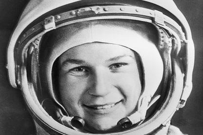 Valentina Terechkova est entrée dans l'histoire comme étant la première femme à être allée dans l'espace, le 16 juin 1963