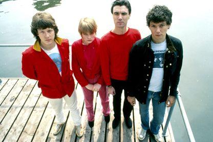 """En 1977, le groupe Talking Heads connaît la gloire grâce au tube """"Psycho Killer"""" et son mythique """"Fa fa fa fa fa"""""""