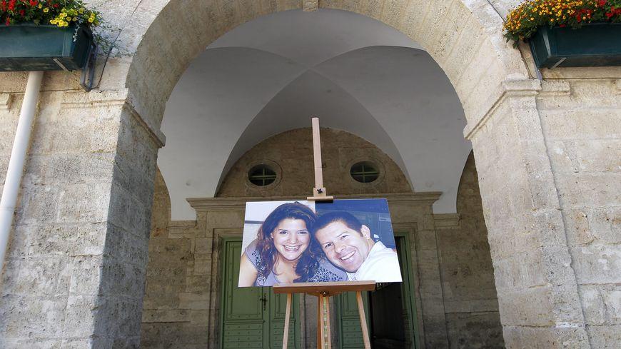 Le couple de policier assassiné à Magnanville (Yveline)