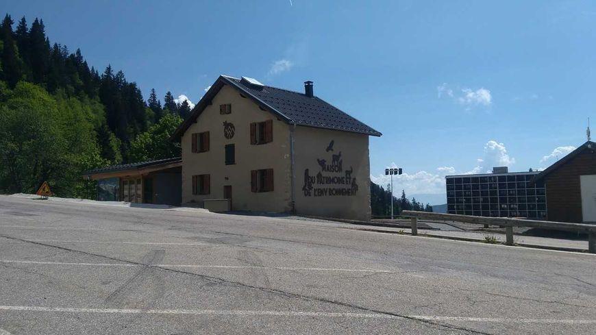 La maison de l'environnement à Chamrousse
